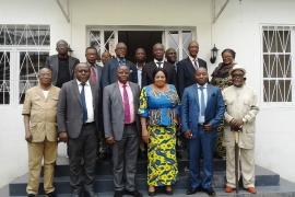 Une délégation du Conseil Economique et Social a  visité  l'ARMP
