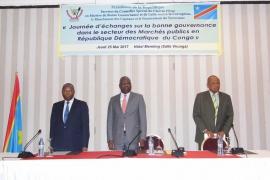 Le Conseiller Spécial du Chef de l'Etat en matière de Bonne Gouvernance et de Lutte contre la Corruption, Blanchiment des Capitaux et Financement du Terrorisme à la rescousse de l'ARMP pour lutter contre la corruption dans les marchés publics