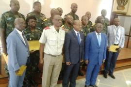 Le Vice-Ministre de la Défense Nationale appelle au respect de la loi relative aux marchés publics